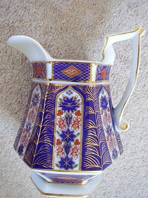 Crown Derby type Continental LIMOGES ? porcelain jug,collectable