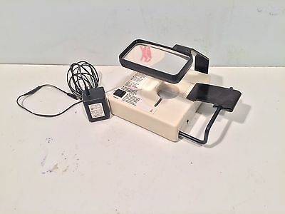 IRIS Statspin HR6L Illuminated Micro-HCT Hematocrit Reader with Power Supply