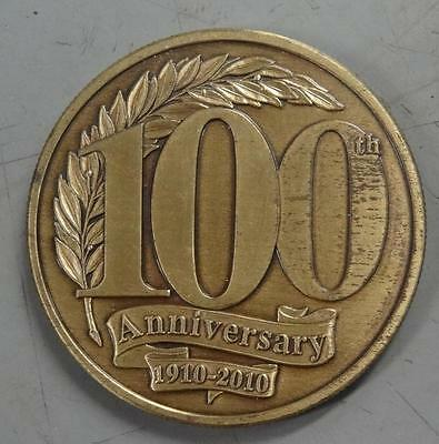 Challenge Coin - Monroe Correctional Complex 100Th Anniversary #misc842