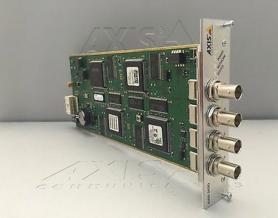 Axis 243Q Blade Network Video Server