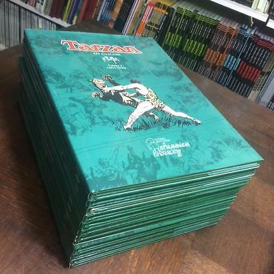 Tarzan In Color ( Anglais ) - Foster Hogarth - Lot Volume 1 A 14 Sauf Le 9 Et 13