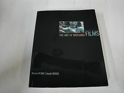 1182 The Art of Watching Films by Dennis Petrie and Joe Boggs (2011, Paperback)