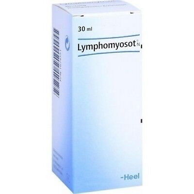 Lymphomyosot 30ml Oral Homeopathy Fast Relief for Tonsillar Tonsillitis Chronic