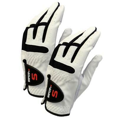 NEW Slotline Tour Leather Glove - Buy 1, Get 1 Free [Hand: Men's Left] [Size: X