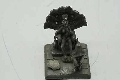 Partha Pewter Tom Meirer 1990 Amazon Queen and Barbarian Prisoner Jeweled PP264