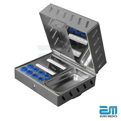 Dental Sterilization Cassette Implant Tool Kit Hygienic Surgical Instrument CE