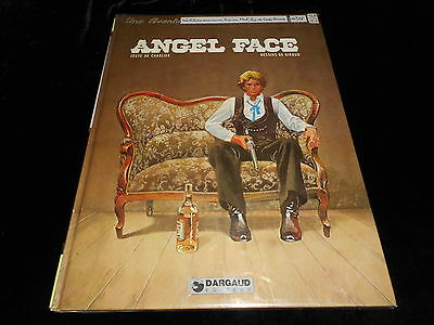 Charlier / Giraud : Blueberry : Angel Face Edition Dargaud 1983