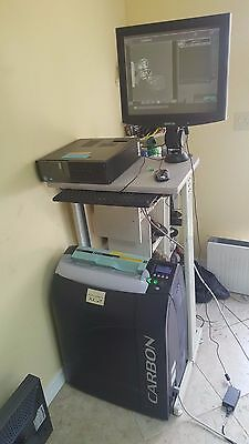 fuji cr XL-2 digital xray CR reader x-ray 2010 windows 7