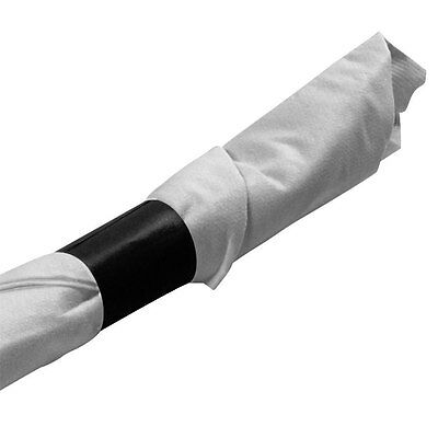 Napkin Bands Black (1000) Free Shipping Usa Only