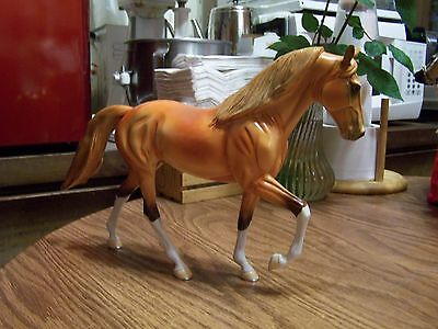 Peter Stone Glossy Chestnut TWH Tennessee Walker Walking Horse Ginger Snap