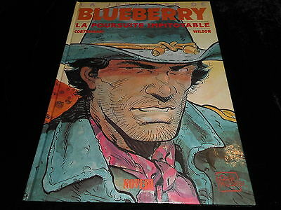 Corteggiani / Wilson : Blueberry : La poursuite impitoyable EO Novedi 1992