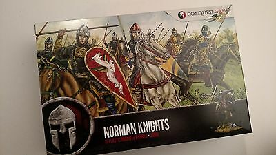 Conquest Games 28mm Norman Knights - For SAGA, Haill Ceasar & Dark Age Games