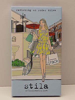 Stila Ravishing On Rodeo Drive Palette Eye Shadow Lip & Cheek Cream
