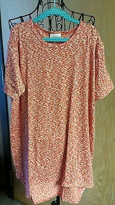 Lularoe Red and White Kid's Gracie
