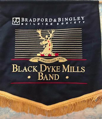 Black Dyke Band - Official Music Stand Banner