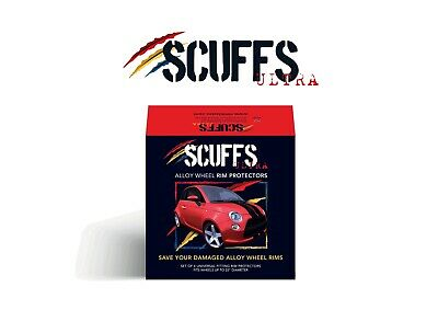 Scuffs by Rimblades Alloy Wheel rim Protectors/rim tape/rim guards