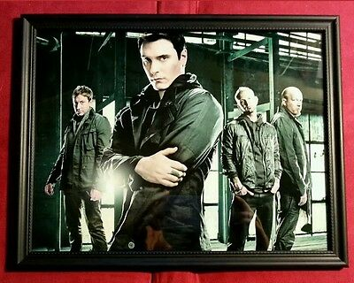 Breaking Benjamin Heavy Metal Hard Rock Band Framed Photo Poster Print Gift