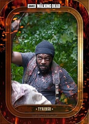 BADASS MARATHON WAVE 2 TYREESE The Walking Dead Card Trader Digital