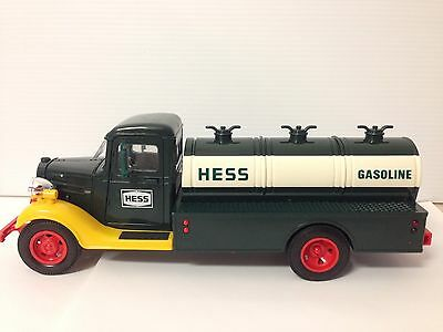 1982 Hess Red Switch Gas Truck