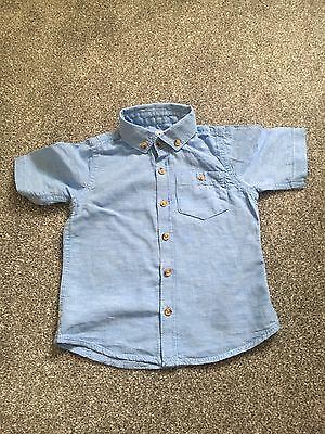 Baby Boys shirt And T-Shirt From Next 18-24 Months
