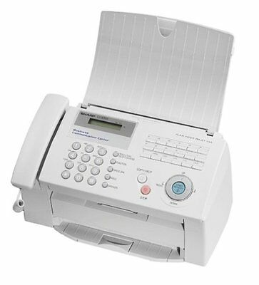 Sharp UX-B700 Large-Capacity Business Inkjet Fax Machine Electronics Features