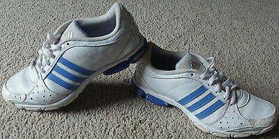 Adidas trainers for women in good condition size 5 UK