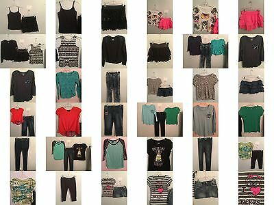 Girls Size 16 Clothing, Justice Tops, Jeans, Skirts, Clothes, Outfits Lot
