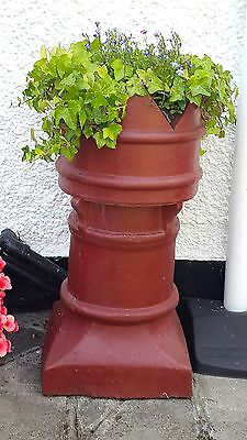 Pair Of Vintage Victorian Chimney Pots