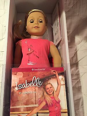 Isabelle American Girl Doll Of Year 2014. New In Box!!