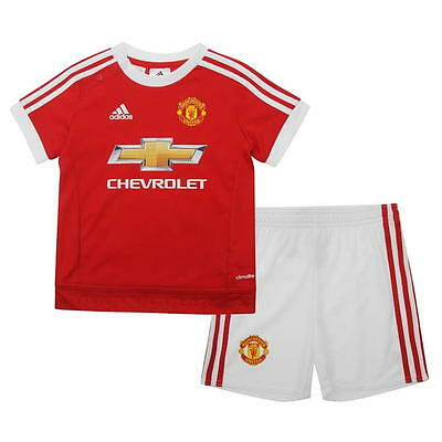 NEW Adidas Manchester United Home Baby kit click for sizes