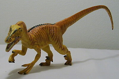 "VELOCIRAPTOR - CARNEGIE COLLECTION - 12"" LONG x 4"" TALL - 1993"