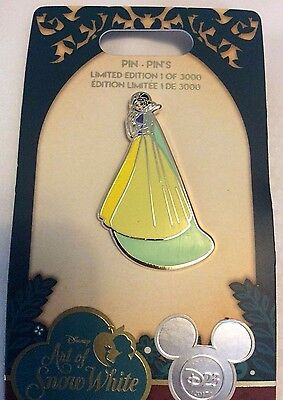 D23 Expo Disney Store Exclusive Art Of Snow White Limited Edition LE Pin! N3W!!!