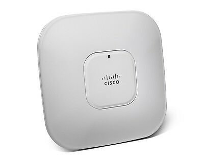 Cisco Aironet AP1142N Controller Based Dual-Band Wireless-N Access Point
