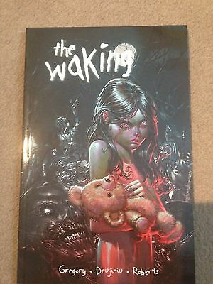 The Waking Graphic Novel Zenescope NEW by Raven Gregory and Victor Drujiniu
