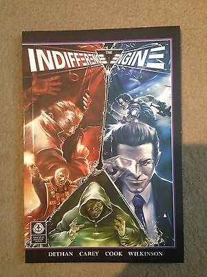 Indifference Engine Graphic Novel Book 1 - New - Signed