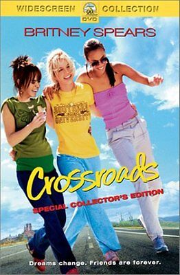 Crossroads (Widescreen Collector's Edition DVD) Zoe Saldana, Britney Spears