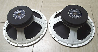 """Matched Pair Altec 421A Voice of the Theater 15"""" Speaker Great Sound & Condition"""