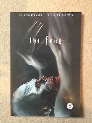 The Fang Graphic Novel - New - Signed