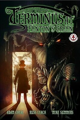 Terminus at Fentons Green Graphic Novel - New
