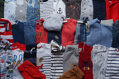 Bundle of boys clothes from 0-3 months old - FULL LIST & LOTS OF PICTURES INSIDE