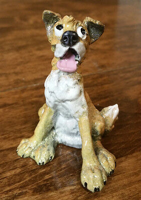 "Kitty Cantrell's ""GYPSY"" Mutt Mixed Kitty's Kennel Collectible Rare Discontinued"
