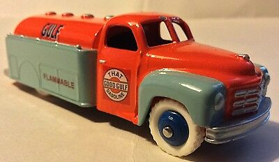 DINKY Meccano Ltd GULF Gasoline Truck  Excellent Condition RARE