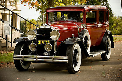 1931 Buick Other  1931 Buick Model 8-87 4 dr Sedan