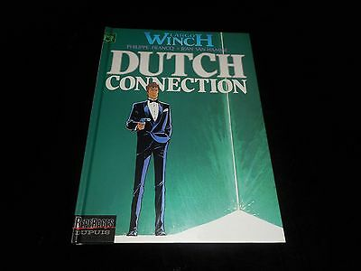 Francq / Van Hamme : Largo Winch 5 : Connection Editions Dupuis 1995