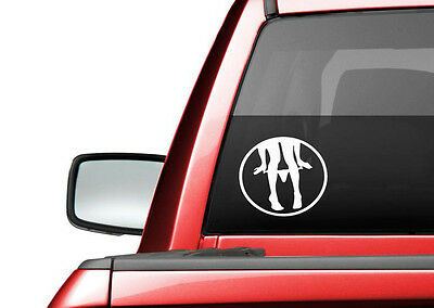 "5"" Panty Drop decal window sticker for Van Suv pickup truck funny honda toyota"