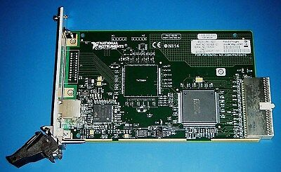 NI PXI-8231, PXI Gigabit Ethernet Module, National Instruments *Tested*