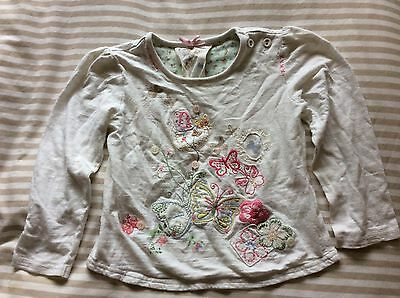 Next Long Sleeved Top age 18-24 months