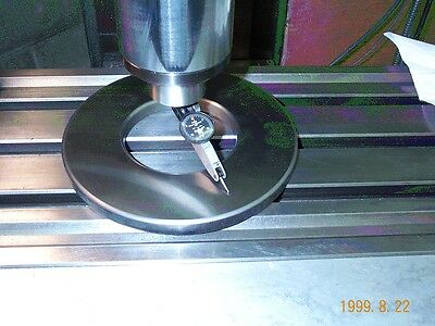 Bridgeport Type Milling Machine Tramming Ring and TableTool Tray Limited time!!!