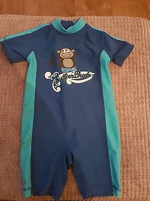 baby boys Next swimsuit 12-18 months