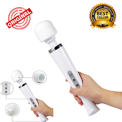 Magic Wand Full Body Sports Massager With 10 Vibrating Speed Settings